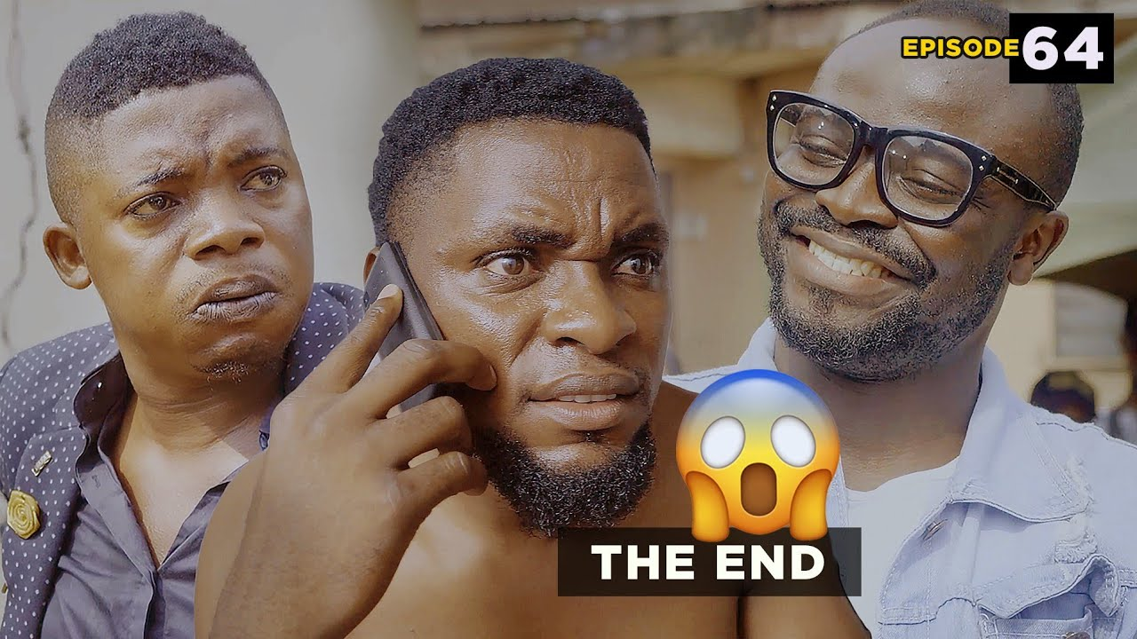 Mark Angel Comedy – The End