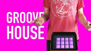 Groove House - Electro Drum Pads 24