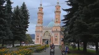 Суннитская мечеть Мухтарова