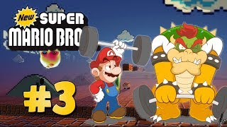 SIZE DOESN'T MATTER - New Super Mario Bros. DS #3