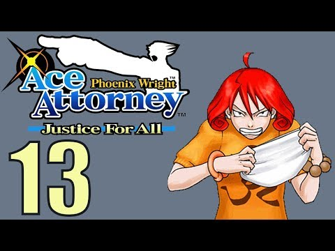 Phoenix Wright Ace Attorney: JFA -13- What REALLY Happened