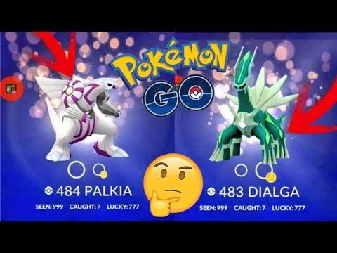 Viene Nuevo Jefe Raid Palkia o Dialga? en Pokémon GO [PeterD'PerúGames] thumbnail