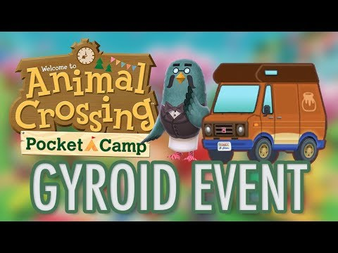 Animal Crossing GYROID EVENT + New Special Item
