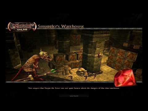 DDO - Reaper Life Ep 3 - Level 2 - The Smuggler's Warehouse