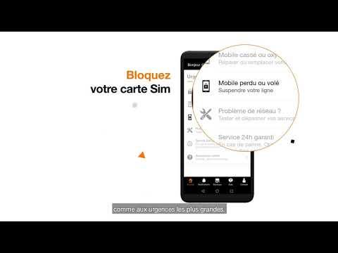 carte zéro espace personnel Orange et moi France – Applications sur Google Play