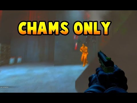 CS:GO - Chams only - Cheating in Prime with a KNIFE #16