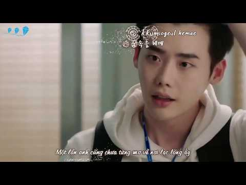 [Vietsub + Kara] When Night Falls - Eddy Kim (While You Were Sleeping OST Part 1)
