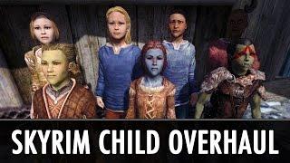 Skyrim Mod: Skyrim Child Overhaul