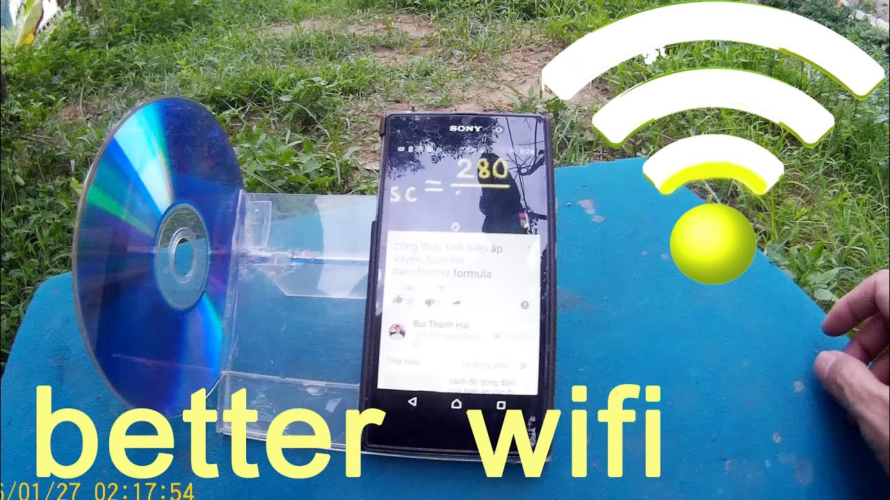 How to catch Wi-Fi 79