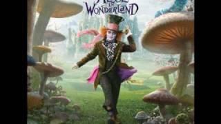 Alice in Wonderland (Score) 2010- Going to Battle