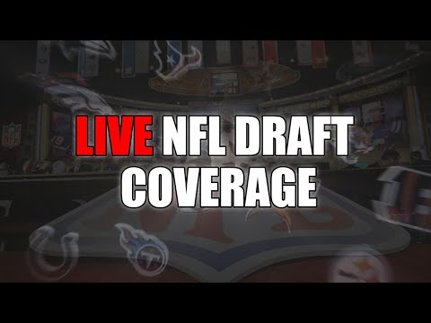 Live NFL Draft Coverage | Live Reactions & Grades With That Franchise Guy