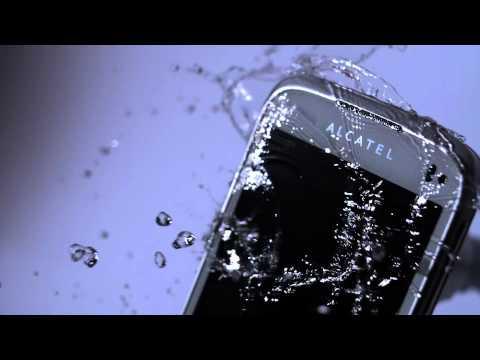 Alcatel OT-997D splash resistant official video