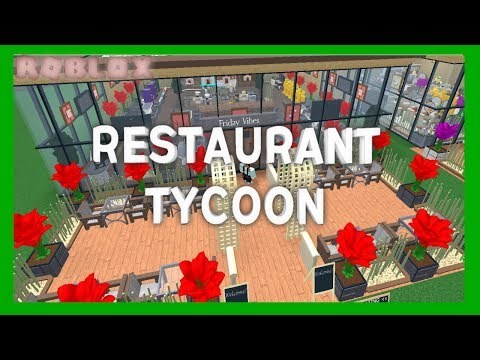 Getting Outdoor Expansion! | Roblox Restaurant Tycoon