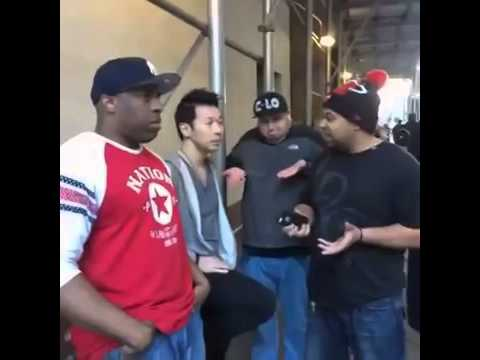 When you forget basic knowledge but NEVER forget song lyrics w ComedianChris, TheGameTG, C Lo, SVVAP