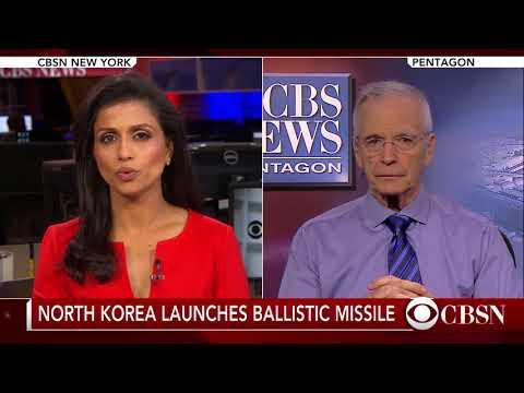 North Korea missile 2017