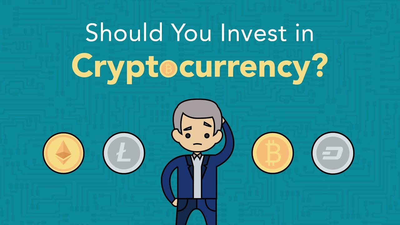cryptocurrency related investment
