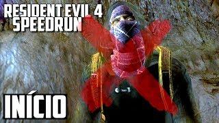 RESIDENT EVIL 4 - SEM MIOJÃO SPEEDRUN - #1: SÉRIE DE 4 EPISÓDIOS!?