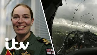 Flying a Fighter Jet Over 500mph Just 250ft Above the Ground! | Fighter Pilot: The Real Top Gun