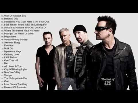 The Best of U2 - U2 is Greatest Hits (Full Album)