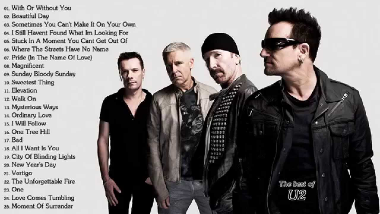 The Best of U2 - U2 is Greatest Hits (Full Album)