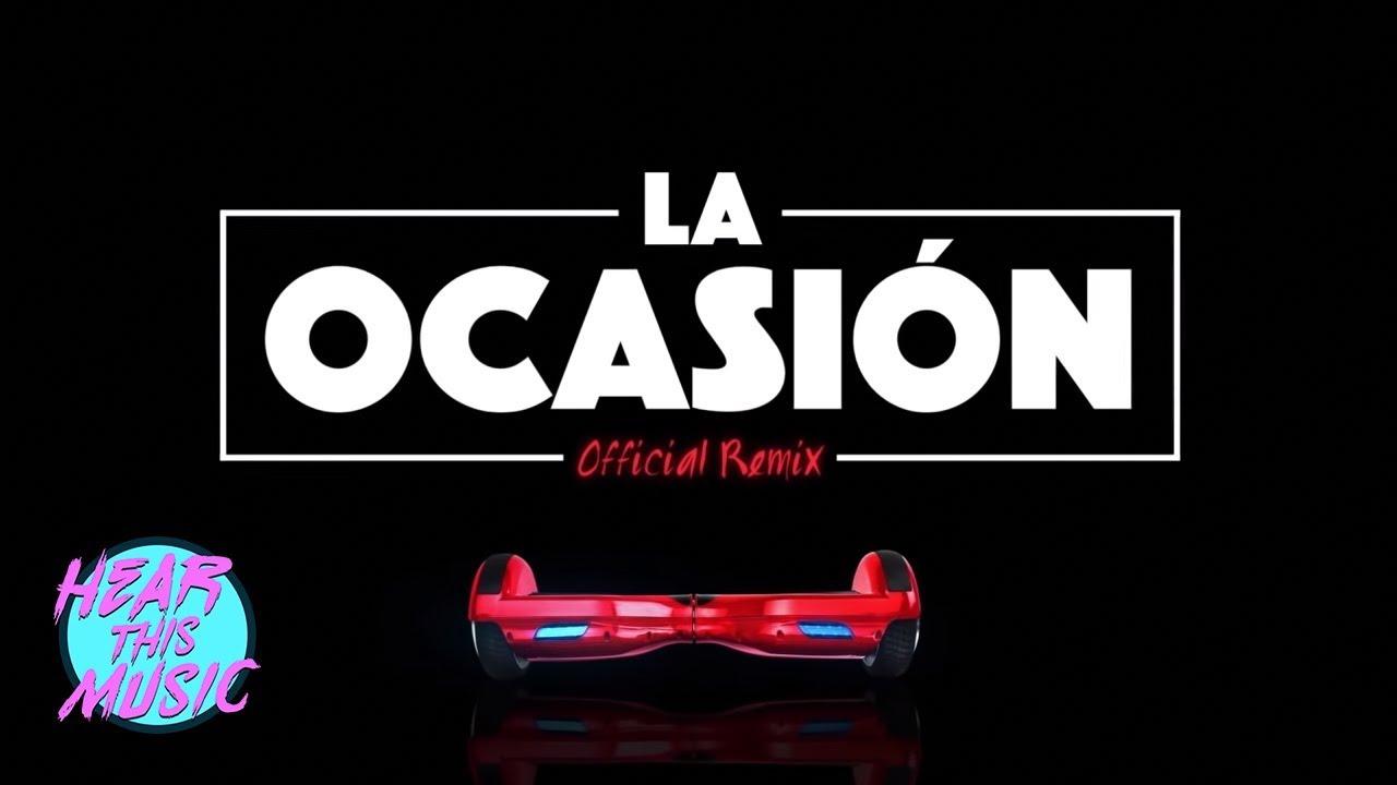 Ozuna, De La Ghetto, Farruko, Nicky Jam,Arcangel,J Balvin,Daddy Yankee,Zion,Anuel - La Ocasion Remix