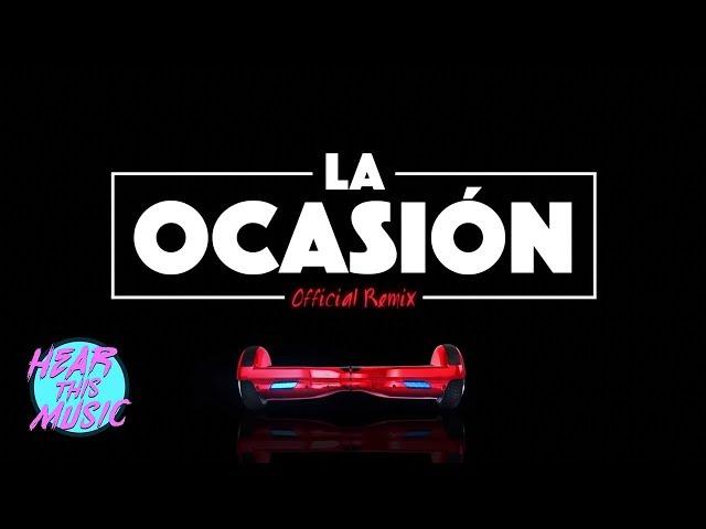 La Ocasion Remix - Ozuna, De La Ghetto, Farruko, Nicky Jam,Arcangel,J Balvin,Daddy Yankee,Zion,Anuel