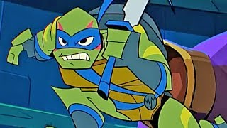 Rise of the Teenage Mutant Ninja Turtles   official #SDCC trailer (2018)