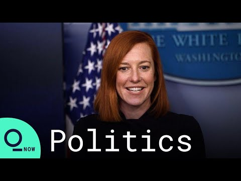 Psaki: 'Biden Hasn't Spent a Moment Thinking About the Color of Air Force One'