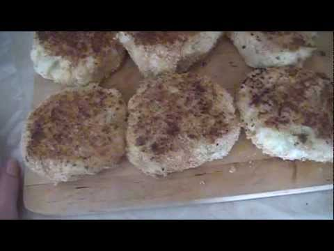 Simple Homemade Fish Cakes