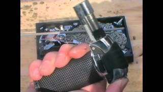 How to destroy a Hard disk drive with heat