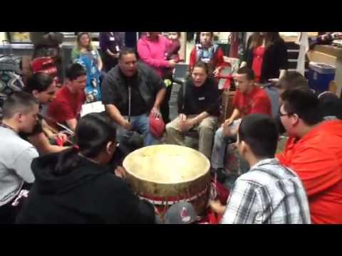 Young Chiefs (Menominee High School Drum)