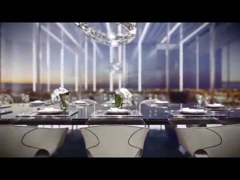 Luxury Miami  New Condo Echo Brickell - Penthouses HD