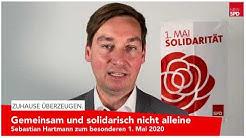 Sebastian Hartmann zum 1. Mai 2020