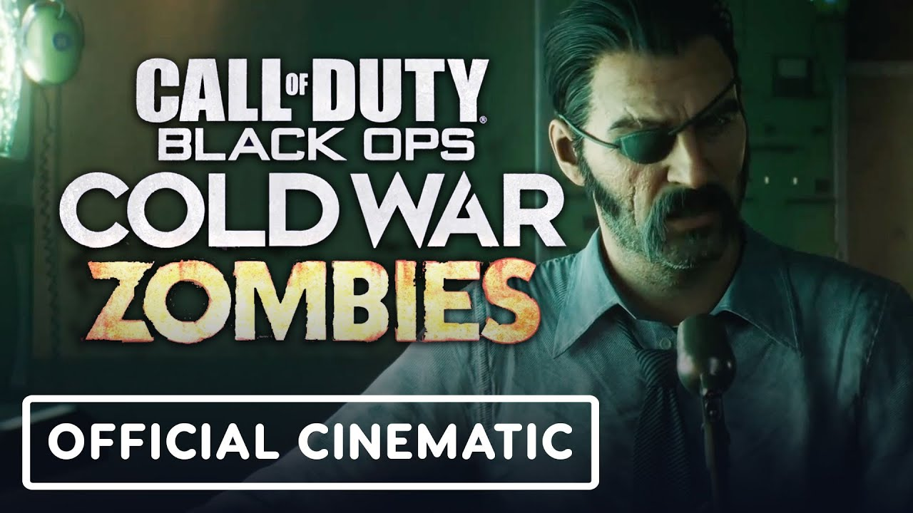 Call Of Duty Black Ops Cold War Official Cinematic Trailer Youtube