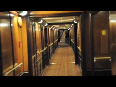 Queen Mary Tour Part Three