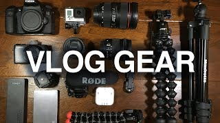 The Camera Gear I use for Vlogging..