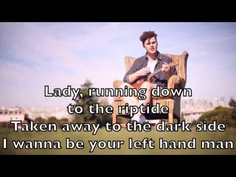 Vance Joy - Riptide Karaoke Cover Backing Track + Lyrics Acoustic Instrumental