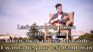 Vance Joy - Riptide Karaoke Cover Backing Track + Lyrics Acoustic Instrumental
