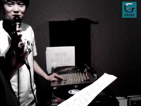 DJ KOSUKE , DJ 101 , G.R CAFE TERRACE [06/24 HEAVYWEIGHT SUNDAY @ GRINDRECORDS]