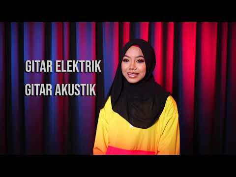 Sarah Suhairi - Rapid Questions | Anugerah Instafamous