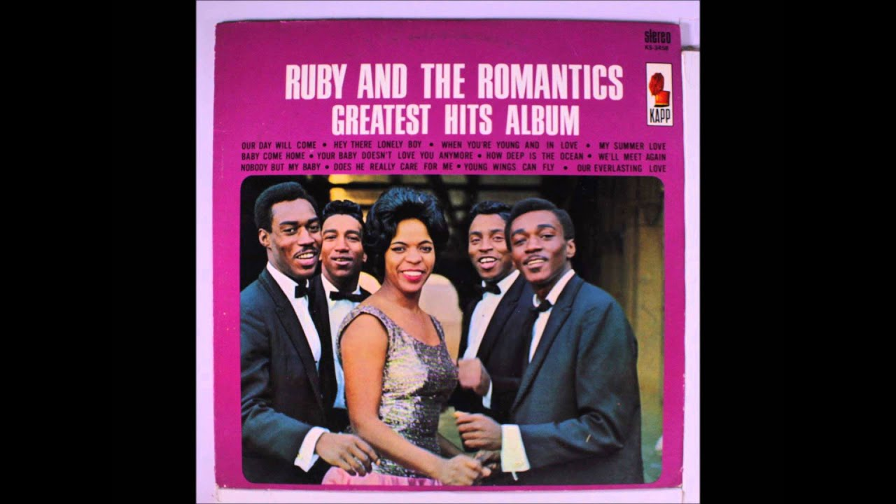 Ruby And The Romantics - Hurting Each Other / Baby I Could Be So Good At Lovin` You