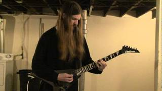 You Looking at Me, Looking at You - whole w/ solo (Ozzy Osbourne guitar cover)