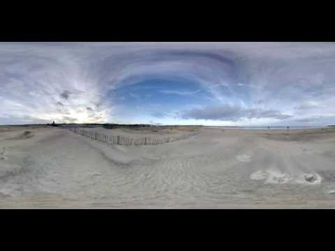 Beach & North Sea - South Shields | 360º Photo Sphere