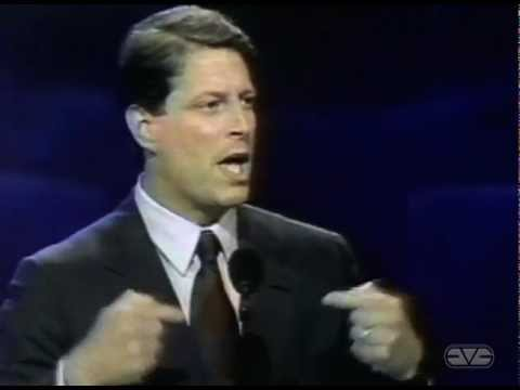 Al Gore Vice Presidential Acceptance Speech at 1992 Democratic National Convention