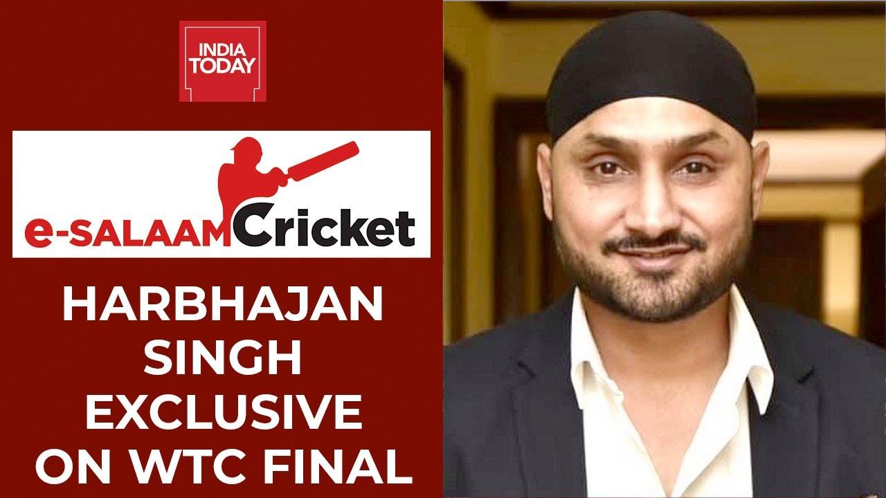 Download आईसीसी विश्व टेस्ट चैम्पियनशिप फाइनल में हरभजन सिंह विशेष   ई-सलाम क्रिकेट