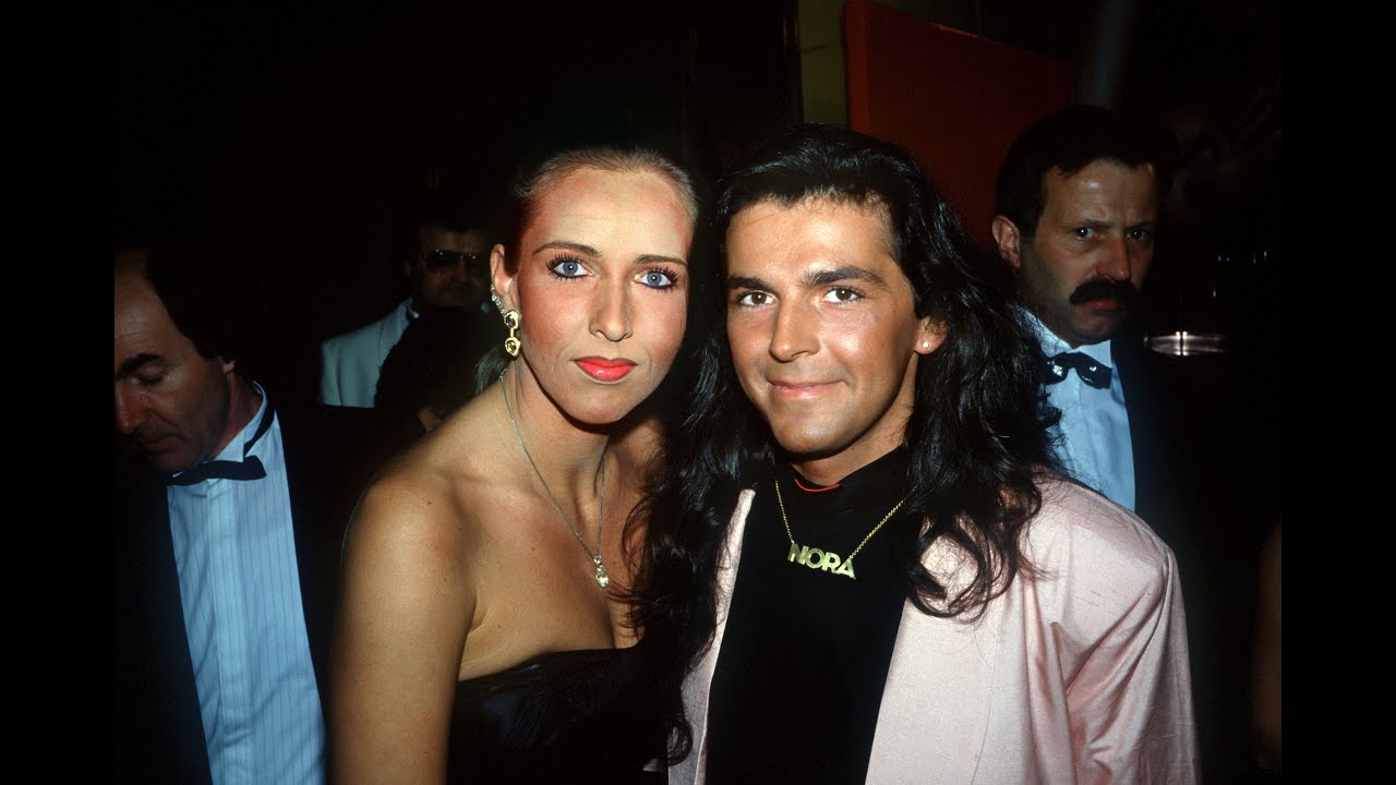 Thomas Anders Nora Interview In South Africa Youtube