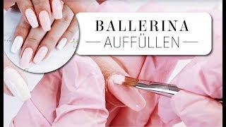 Ballerina Nails | 💅Gelnägel auffüllen | spring design 🌸