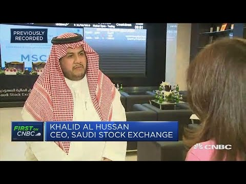 Saudi Stock Exchange CEO: Aramco IPO will help attract extra investors | Capital Connection