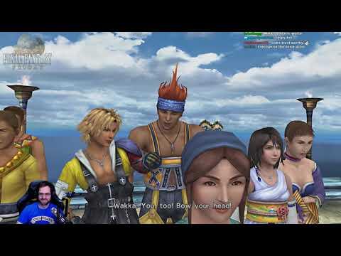 Lobos Plays Final Fantasy X (Pt. 2)