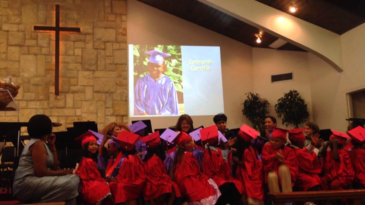 Orlando Day Nursery Kindergarten Slide Show And Graduation Poem 2017